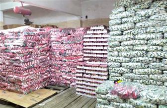 تموين بورسعيد: صرف المقررات التموينية لـ 150 ألف أسرة | صور