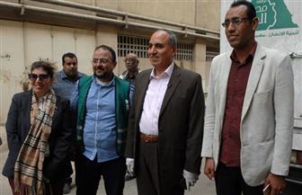 """سلامة يشيد بمبادرة """"مصر الخير"""" لدعم مستشفيات الحجر الصحي  والعمالة المؤقتة"""
