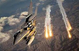 أمريكا تستهدف طالبان للمرة الأولى منذ وقف إطلاق النار