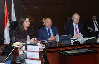 وزيرا النقل والتخطيط يتابعان الإجراءات الخاصة بتوطين صناعة الوحدات المتحركة للسكك الحديدية