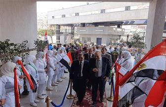 محمد صلاح زعتر: تطوير مستشفى المطرية التعليمي بتكلفة 229 مليون جنيه
