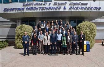 مصر للطيران للصيانة تحصل على تجديد شهادة اعتماد إدارة الطيران الفيدرالية الأمريكية FAA