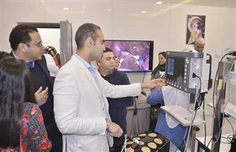 لأول مرة في الشرق الأوسط.. إنشاء وحدة مختبر المحاكاة الافتراضية للمنظار بطب قصر العيني| صور