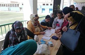 انطلاق القافلة الطبية للكشف عن أمراض القلب بمركز شباب المدينة بالأربعين في السويس | صور