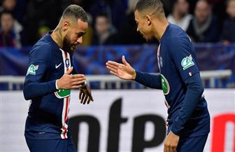 ثلاثية مبابي في مرمى ليون تضع باريس سان جرمان في نهائي كأس فرنسا