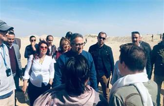 بدء فعاليات حفل افتتاح هرم زوسر بعد الانتهاء من أعمال ترميميه| صور