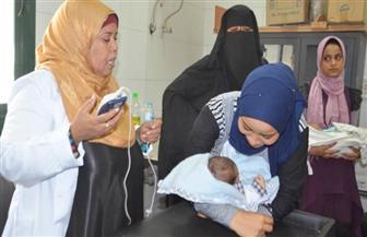 """وزيرة الصحة: فحص 8219 سيدة ضمن مبادرة الرئيس """" للعناية بصحة الأم والجنين"""" خلال 4 أيام"""