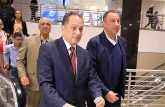 سفير مصر في جنوب إفريقيا ينسق مع صن داونز إجراءات دخول جماهير الأهلي