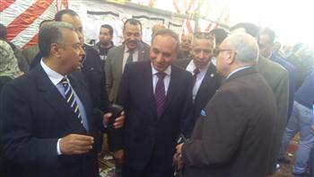 عبدالمحسن سلامة: كل المرشحين لانتخابات مجلس الإدارة والجمعية العمومية للأهرام سواء| صور
