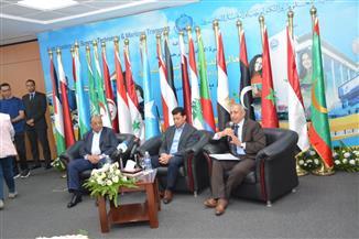 وزير التنمية المحلية: الرئيس السيسي صاحب السبق في الاهتمام بالشباب وتأهيلهم لتولي القيادة |صور