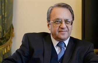 ميخائيل بوجدانوف لـ «الأهرام»: تسوية أزمة سد النهضة عبر احترام حقوق دول حوض النيل ومستعدون لـ«الوساطة»