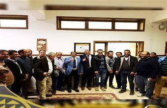 مكتبة الإسكندرية تفتتح سفارة المعرفة في جامعة العريش