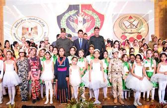 القوات المسلحة تنظم الاحتفالية الفنية الثانية عشرة لطلبة الجامعات الحكومية بالكلية الحربية