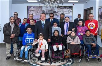 محافظ الإسكندرية يصدر 5 قرارات مهمة لدعم ذوي القدرات الخاصة| صور