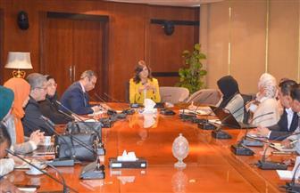 وزيرة الهجرة تعقد اجتماعا تنسيقيا لبحث تفاصيل فعاليات زيارتها لمحافظة الغربية الأسبوع المقبل | صور