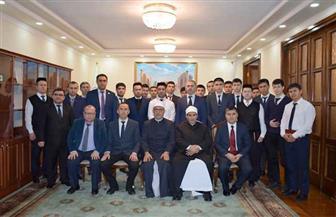 علماء الأزهر يحاضرون بأكاديمية أوزباكستان الإسلامية الدولية