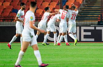 الترجي يفوز.. والزمالك يتأهل لنصف نهائي أبطال إفريقيا