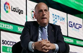 رابطة الليجا الإسبانية تتعهد بالاستئناف على قرار منع اللعب في أمريكا
