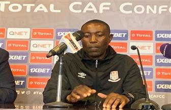 مدرب زاناكو: «نسعى للتعويض.. شاهدت بيراميدز وأعلم عنه كل شيء»