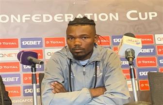 لاعب زاناكو: «جاهزون لبيراميدز وفريقنا استعد جيدا للمواجهة»