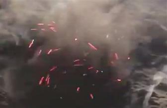 """السعودية تكشف حقيقة وجود بركان في """"خيبر"""""""