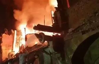 تقرير لجنة الأثار يكشف تأثر سقف سبيل يوسف أغا الحبشي بنيران حريق الدرب الأحمر