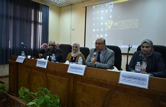 ٥١ فريقا طلابيا يشاركون بالمؤتمر الثامن للبحث العلمي الطلابي بصيدلة المنصورة |صور