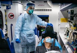 إسرائيل تعلن إصابتين جديدتين بفيروس كورونا ليصل إجمالي الإصابات إلى ٤١