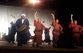 قصور الثقافة بسوهاج تشهد افتتاح أولى  ليالى أضواء الصعيد والإعلان عن رابطة المبدعات | صور
