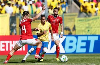 ماذا علق مدرب صن داونز عن مواجهة الأهلي في دوري أبطال إفريقيا؟