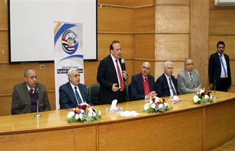 رئيس جامعة طنطا: هدفنا تخريج شباب قادر على القيادة والإدارة| صور