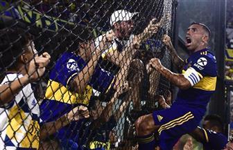 بوكا ينتزع لقب الدوري الأرجنتيني من ريفر بعد تسديدة تيفيز