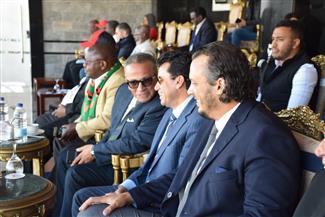 وزير الرياضة يهنئ بيراميدز بالصعود للدور نصف النهائي بكأس الكونفيدرالية الإفريقية