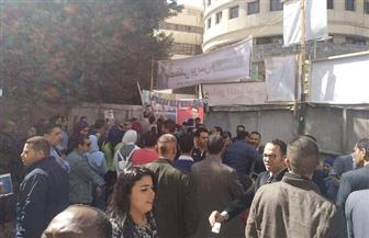 هدوء في أخباراليوم ودار الهلال مع انطلاق انتخابات مجلس الإدارة والجمعية العمومية |صور