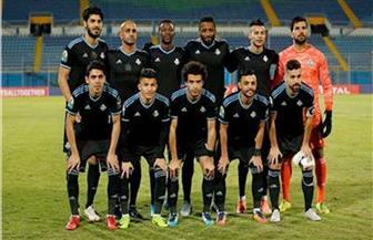 تشكيل بيراميدز لمواجهة مصر المقاصة