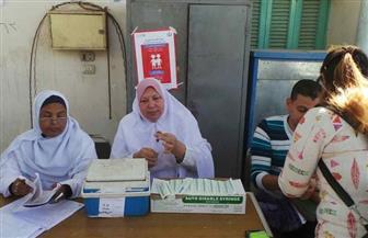 انطلاق الحملة القومية للتطعيم ضد الحصبة لـ403 آلاف طفل بأسوان