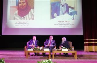 وزير التعليم العالي يفتتح فعاليات المؤتمر الأول للجنة المرأة في العلوم   صور