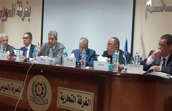 العربي: التعاون بين القطاع الخاص والحكومة يحقق مصلحة البلاد   صور