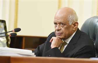 عبد العال ينتقد عدم التزام بعض الأعضاء بالمسافات الآمنة المقررة خلال الجلسة العامة
