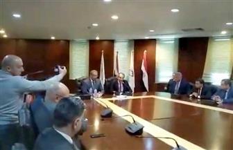 استقالة عصام الصغير من رئاسة الهيئة القومية للبريد المصري | فيديو