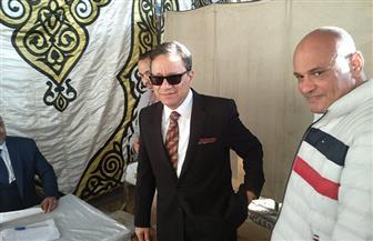 رئيس الهيئة الوطنية للصحافة يتفقد انتخابات مؤسسة أخبار اليوم | صور