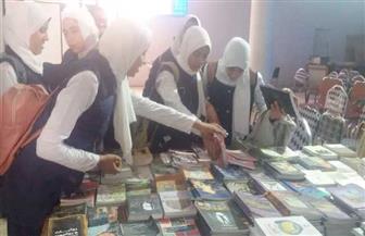 استجابة لطلب أهالي القرية.. معرض كتاب استثنائي في أبنوب