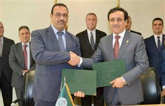 """""""التنمية اﻹدارية"""" توقع اتفاقية تعاون مع هيئة مكافحة الفساد بدولة فلسطين"""