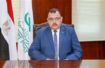 عبده علوان قائما بأعمال رئيس الهيئة القومية للبريد