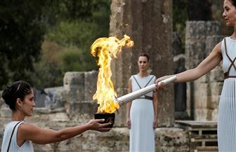 اللجنة الأوليمبية اليونانية: احتفالات إيقاد الشعلة الأوليمبية بدون جمهور