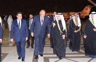 شكري يسلم أمير الكويت رسالة من الرئيس السيسي حول آخر مستجدات سد النهضة