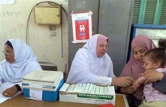 تطعيم 81 ألف طفل خلال اليوم الأول للحملة القومية ضد الحصبة في أسوان