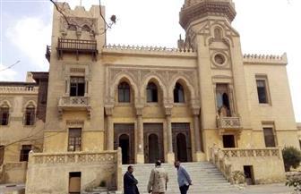 جمال مصطفى: بدء تنفيذ الخطوات الأولى لترميم قصر السلطانة ملك بحي مصر الجديدة | صور
