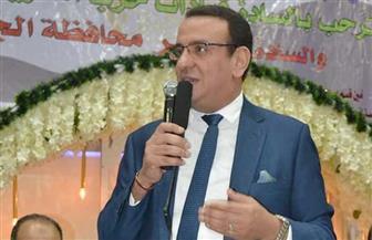صلاح حسب الله: تماسك الشعب المصري أكبر حائط صد ضد المتربصين وقوى الشر   صور