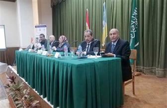 مؤتمر تعريفي بالاشتراطات الملزمة للتصدير إلى السعودية | صور